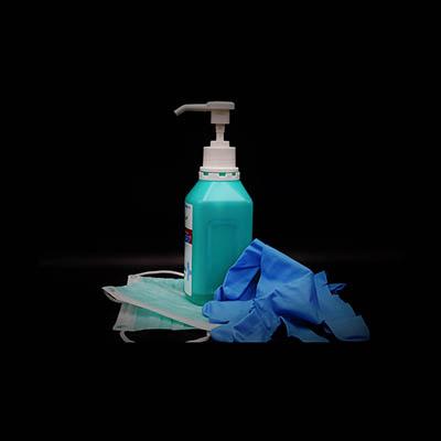 Consumibles covid y limpieza